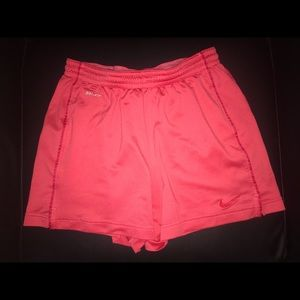 Nike Women's Dri Fit Training Shorts